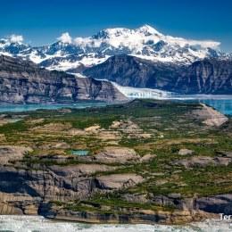 Parc Nacional i Reserva de Wrangell - St Elias. Slana.