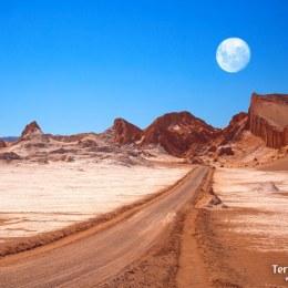 Recorrer el extraño Valle de la Luna