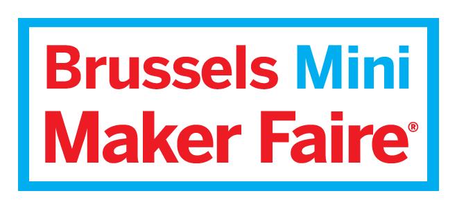Logo Mini Maker Faire Bruxelles