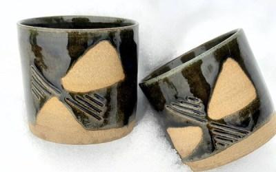 Duo de gobelets