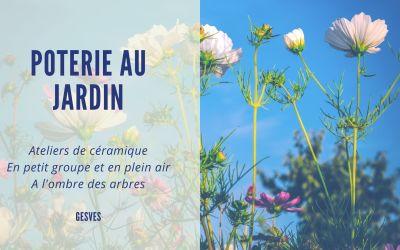Poterie intuitive au jardin / GESVES (Namur)