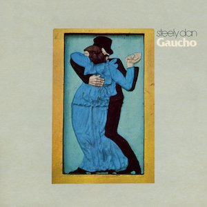 Steely Dan - Gaucho album cover.