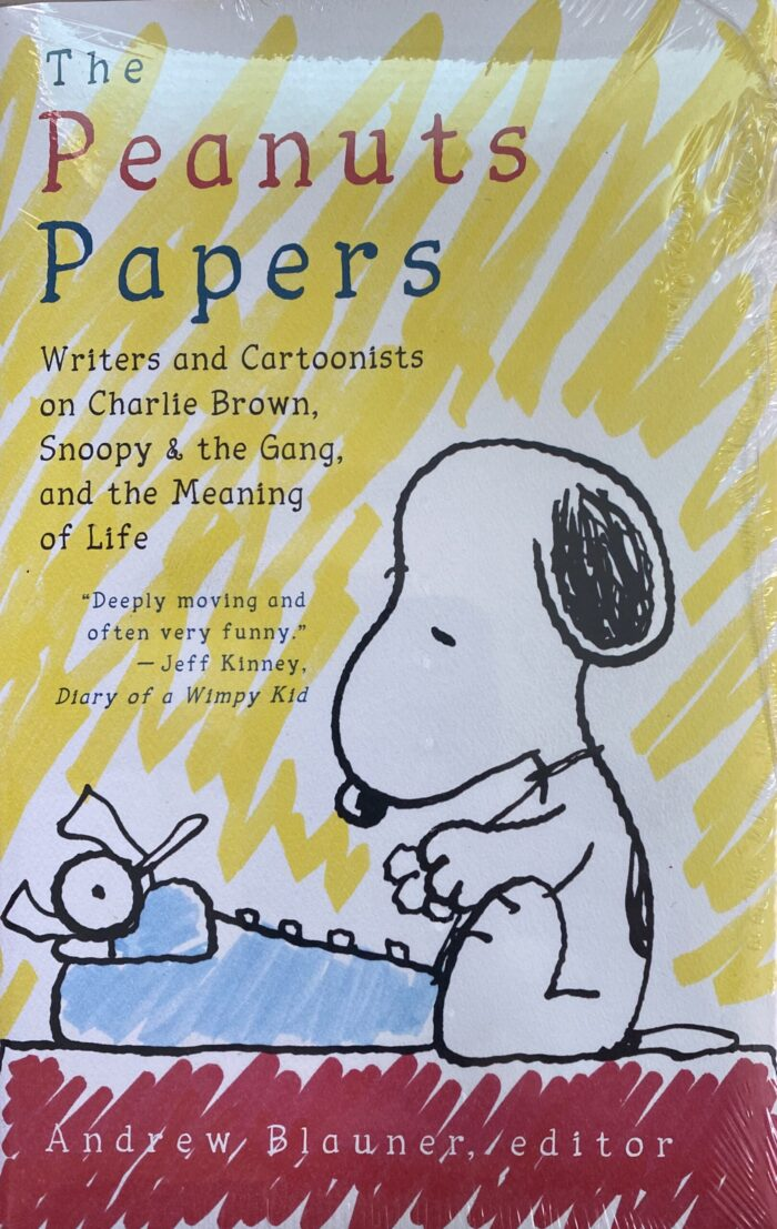 Book Cover The Peanuts Papers