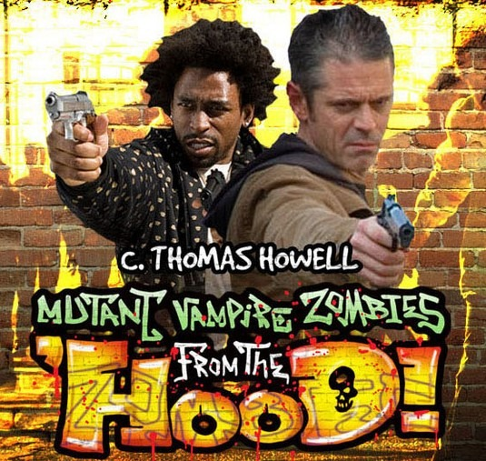 Mutant Vampire Zombies from the 'Hood! – 2008