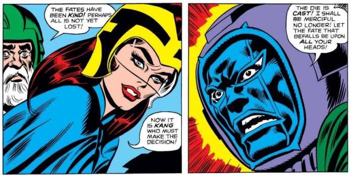 Who Is Ravonna Renslayer? | Marvel