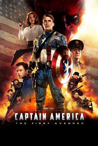 Captain America First Avenger Streaming : captain, america, first, avenger, streaming, Captain, America:, First, Avenger, (2011)
