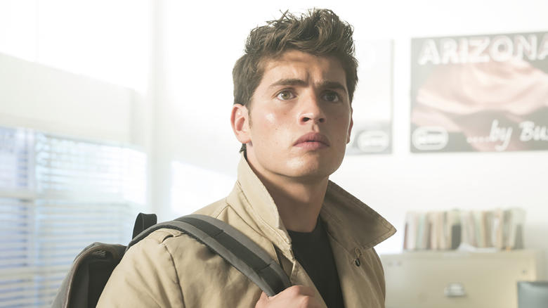 Gregg Sulkin on Chase and His Friends Severe Situation in