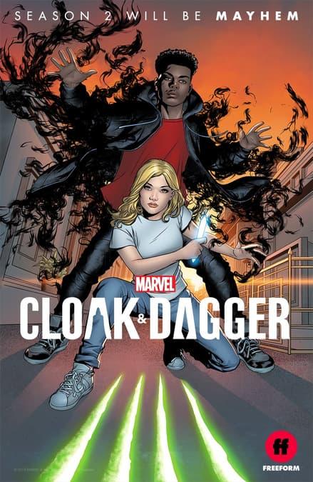 Marvel's Cloak & Dagger Saison 1 Streaming : marvel's, cloak, dagger, saison, streaming, Freeform, Greenlights, Season, 'Marvel's, Cloak, Dagger', Marvel