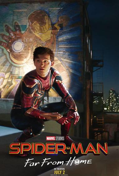 Far From Home Streaming : streaming, Spider-Man:, (Movie,, 2019), Release, Date,, Trailer,