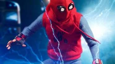 Kết quả hình ảnh cho spider man home coming suit