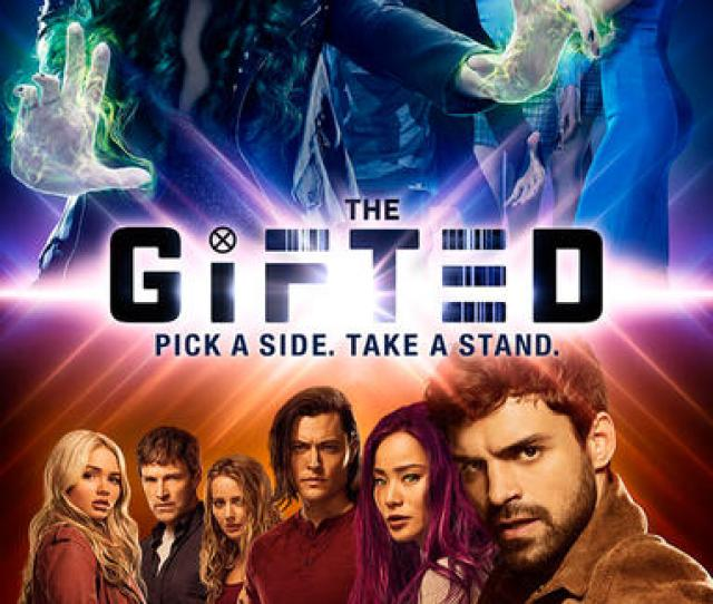 The Gifted Season  Tv Show Poster