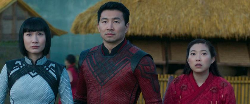 Shang-Chi and The Legend of the Ten Rings | Xialing, Shang-Chi, Katy