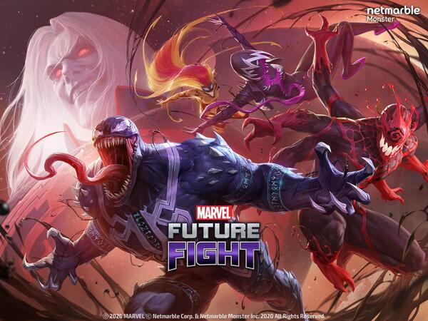 MARVEL Future Fight: Symbiotes and Spiders Arrive in the Game   Marvel