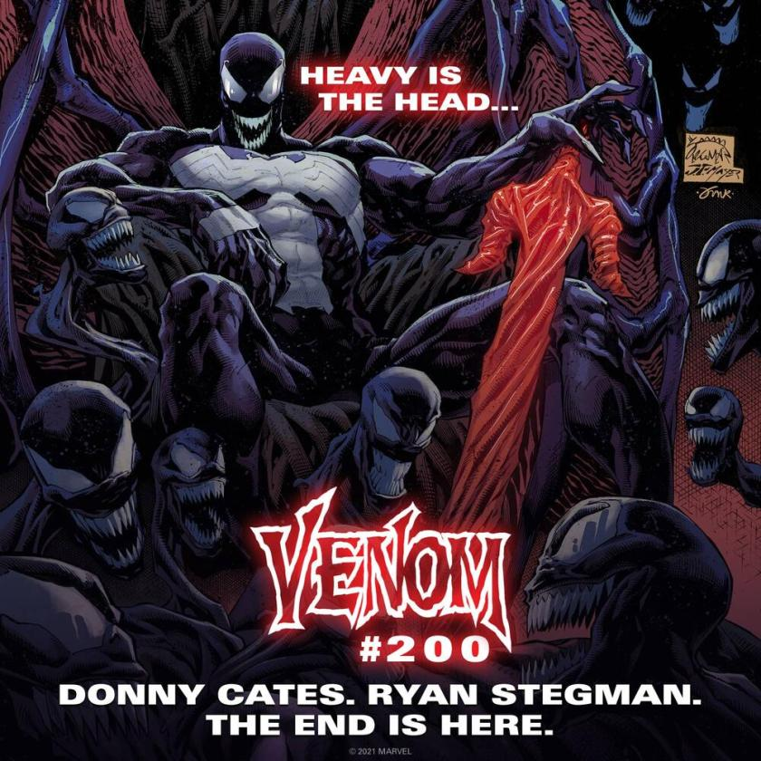 The Final Chapter of Donny Cates and Ryan Stegman's 'Venom' Saga Is Here | Marvel
