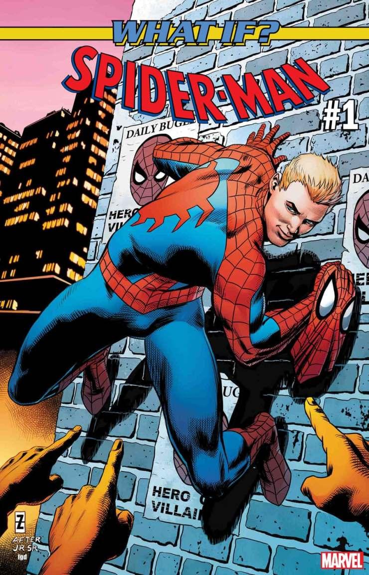 WHAT IF? SPIDER-MAN #1