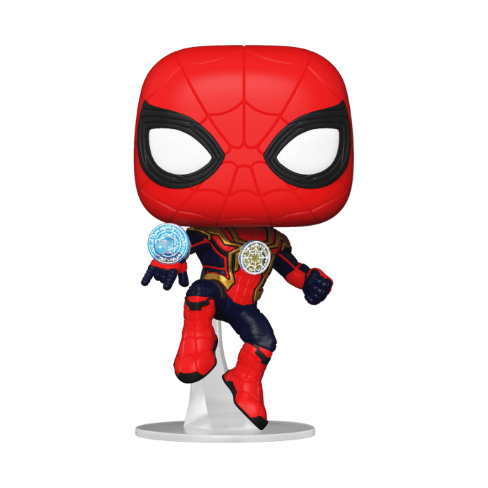 Spider-Man No Way Home Integrated Suit