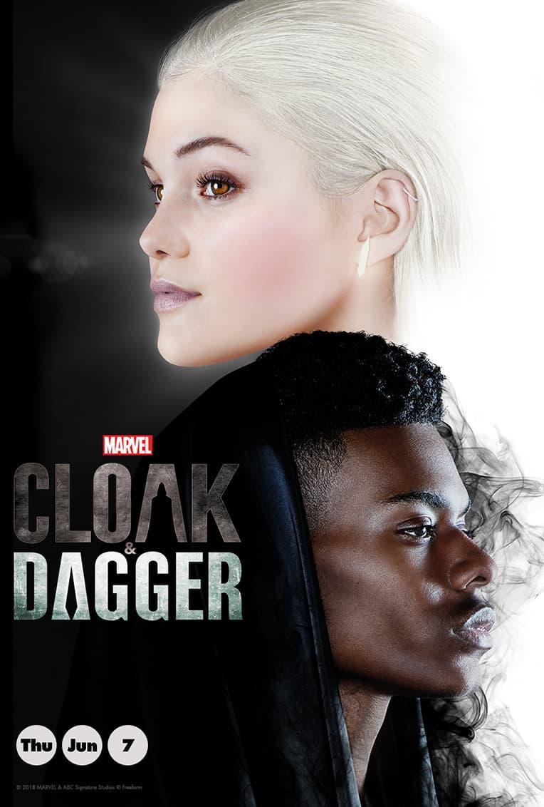 Marvel's Cloak & Dagger Saison 1 Streaming : marvel's, cloak, dagger, saison, streaming, Marvel's, Cloak, Dagger, Season, (2018), Marvel