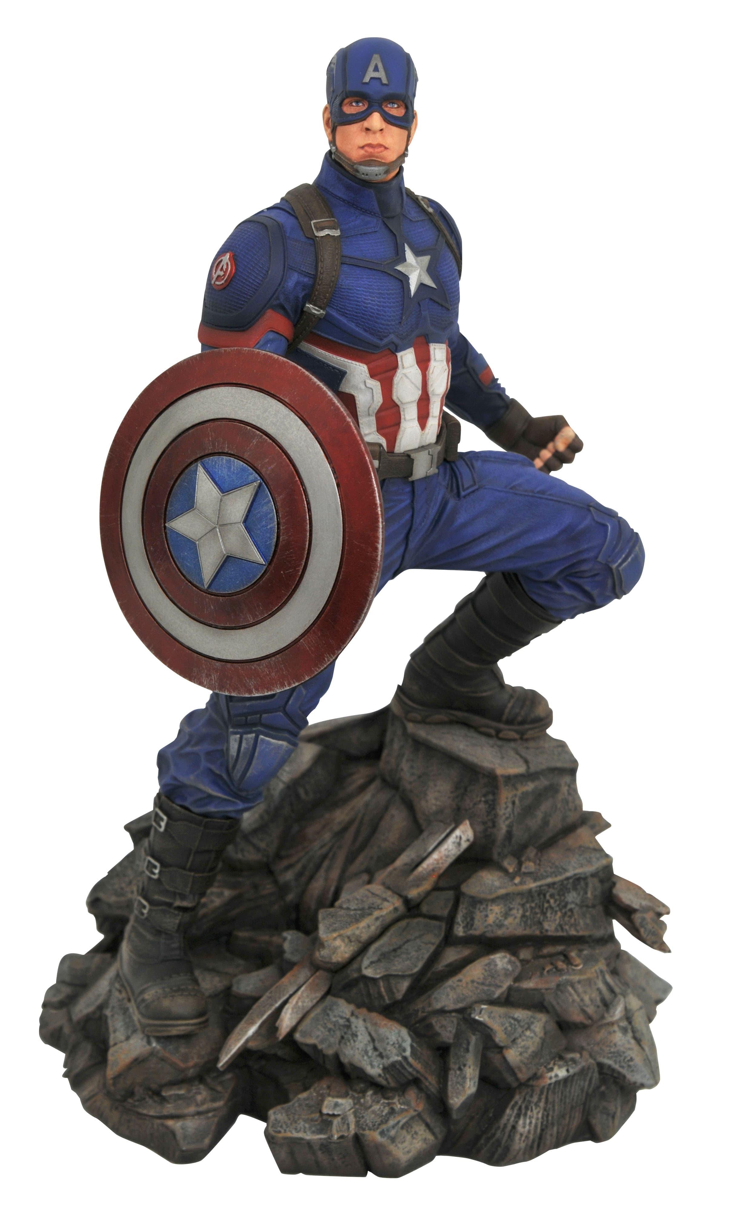 Avengers Endgame Streaming Us : avengers, endgame, streaming, First, Look:, 'Avengers:, Endgame', Diamond, Select, Marvel