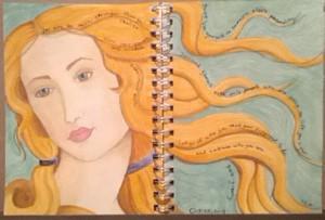 Venus sketch