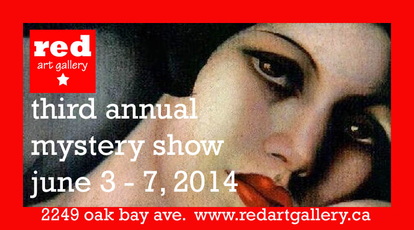 Mystery Art Show image