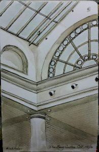 Bay Centre sketch