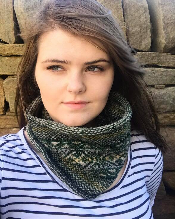 moss cowl on