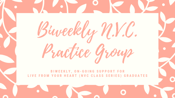 Heart-based Communication (NVC) Bi-weekly Practice Group