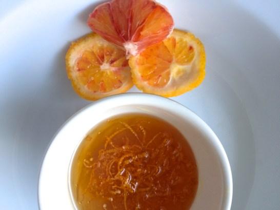 Orange and Honey