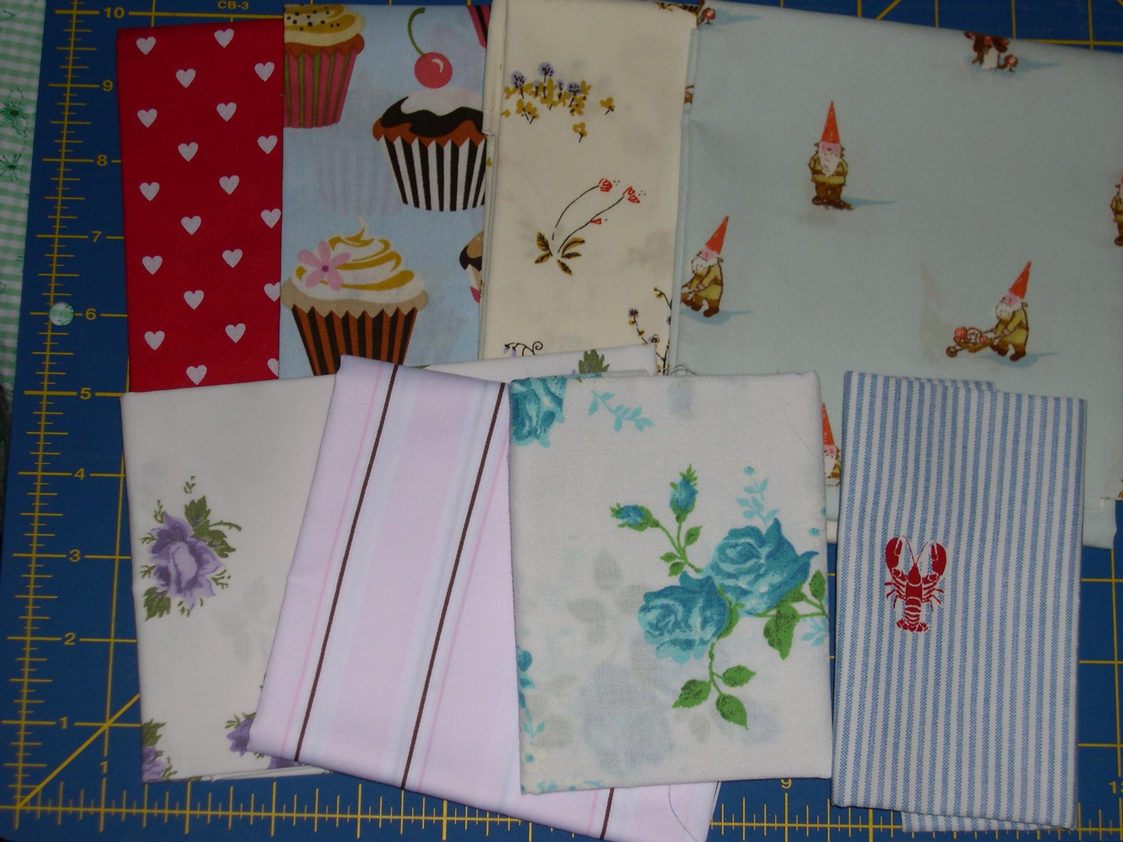 fabrics from Rebecca