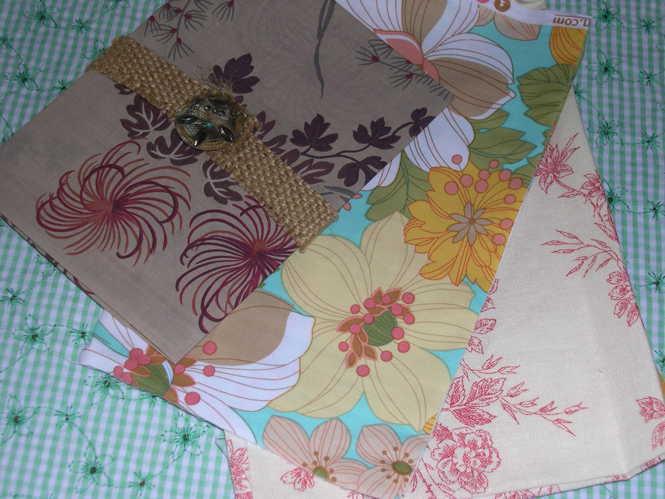 Swap Fabrics from Regan