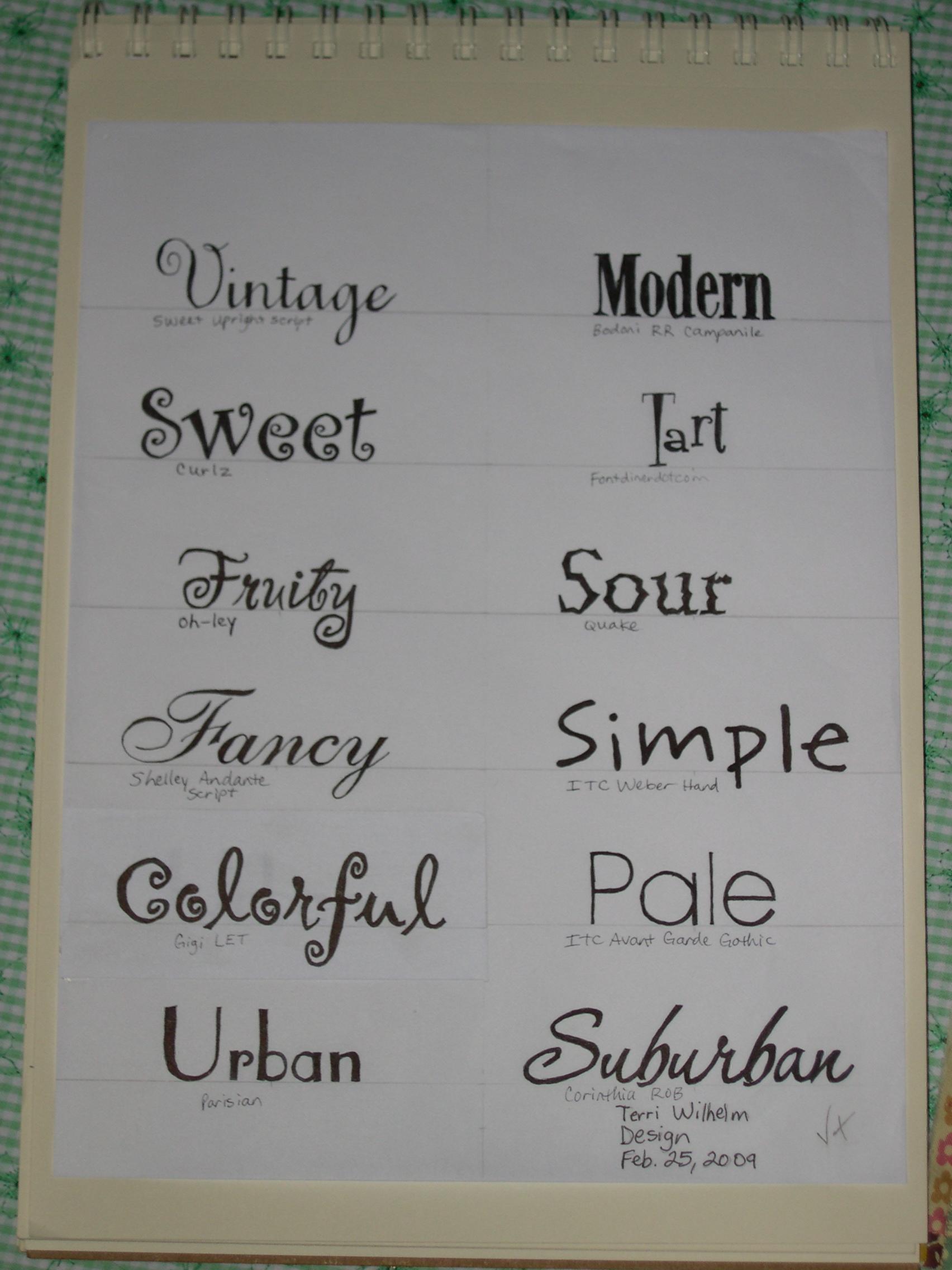 Hawaiian Writing Fonts