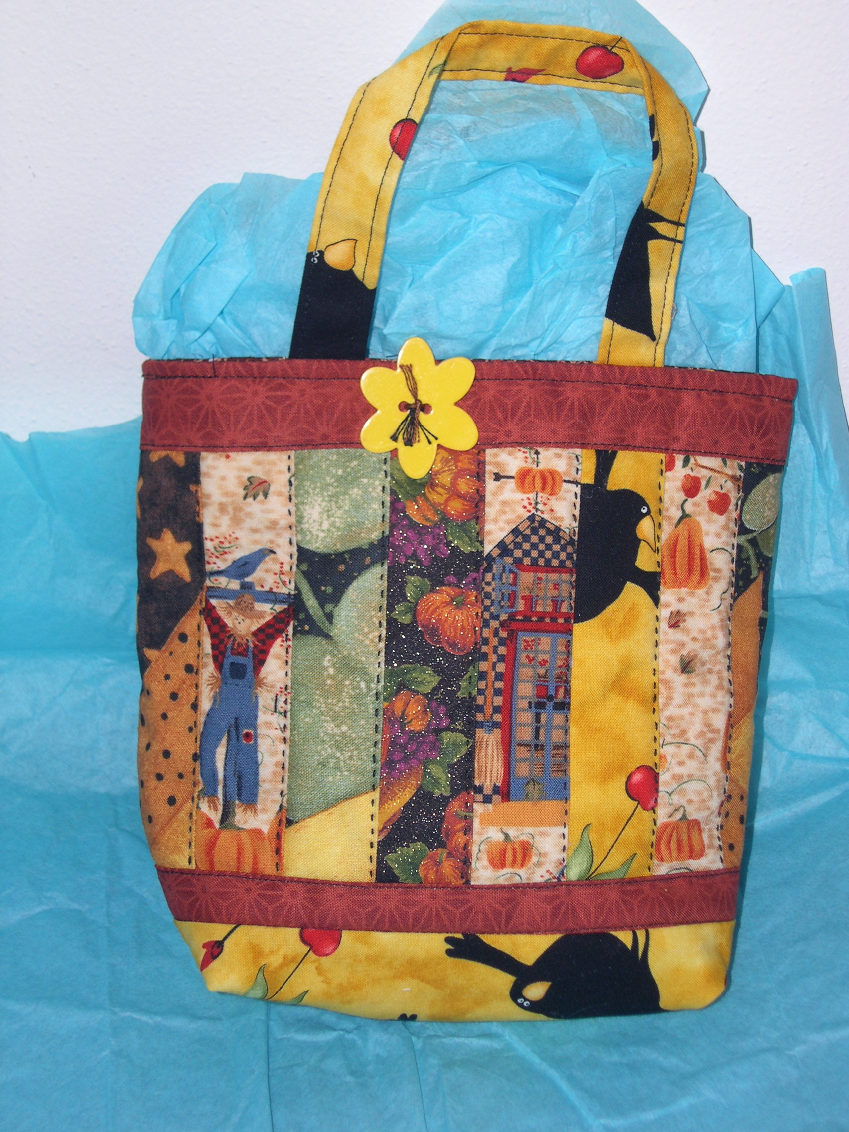 friendship bag from Sharon
