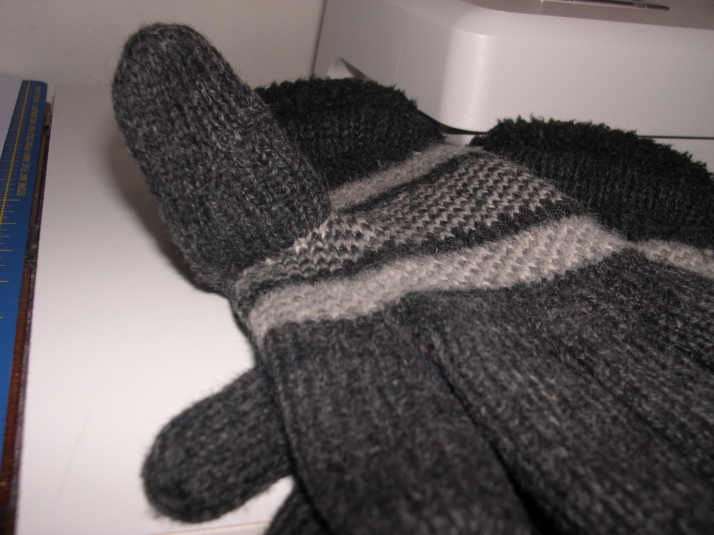 glove is fixed!