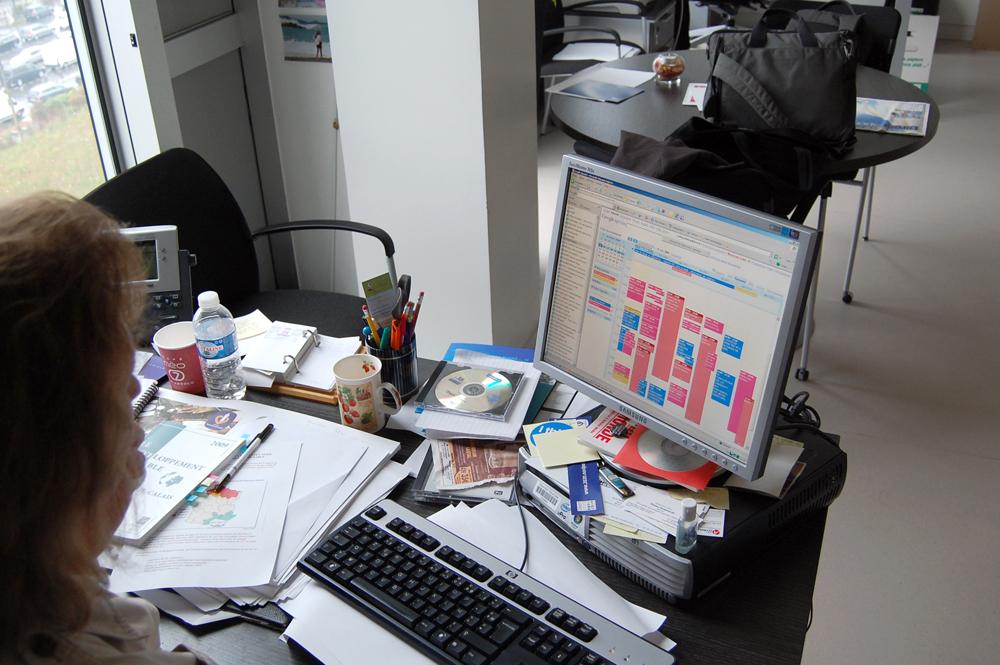 Entretien avec Sylvie Depraetere / Agenda