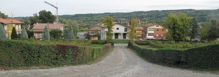 I paesaggi dellEmilia Romagna  Territorio