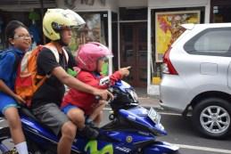 Children on the Roads