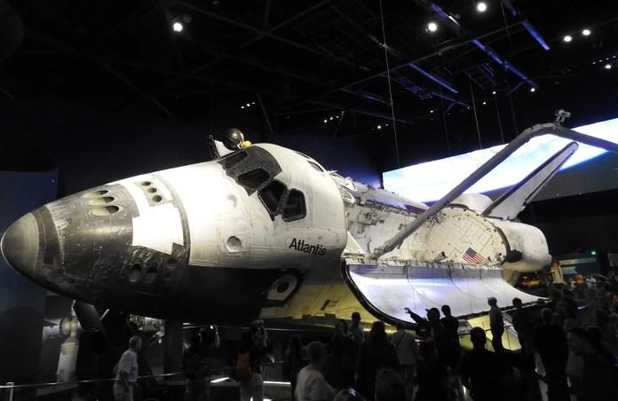 Atlantis Space Shuttle NASA