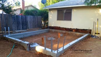 Foundation-Poured