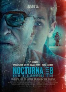 NOCTURNA : LADO B ,  DONDE LOS ELEFANTES VAN A MORIR @ Cineclub Municipal Hugo Del Carril