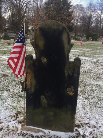 Erie Cemetery Witches Circle 10