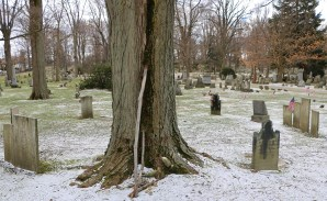Erie Cemetery Witches Circle 9