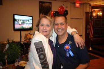 Peggy Ogert & David Albaugh