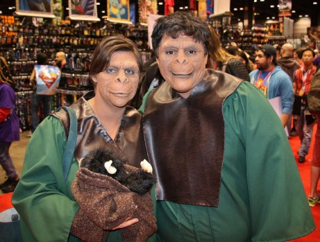 Planet of the Apes C2E2