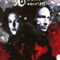 """Cómic crossover """"Expediente X / 30 días de noche"""" por Steve Niles, Adam Jones y Tom Mandrake. Crítica, imágenes y portadas"""