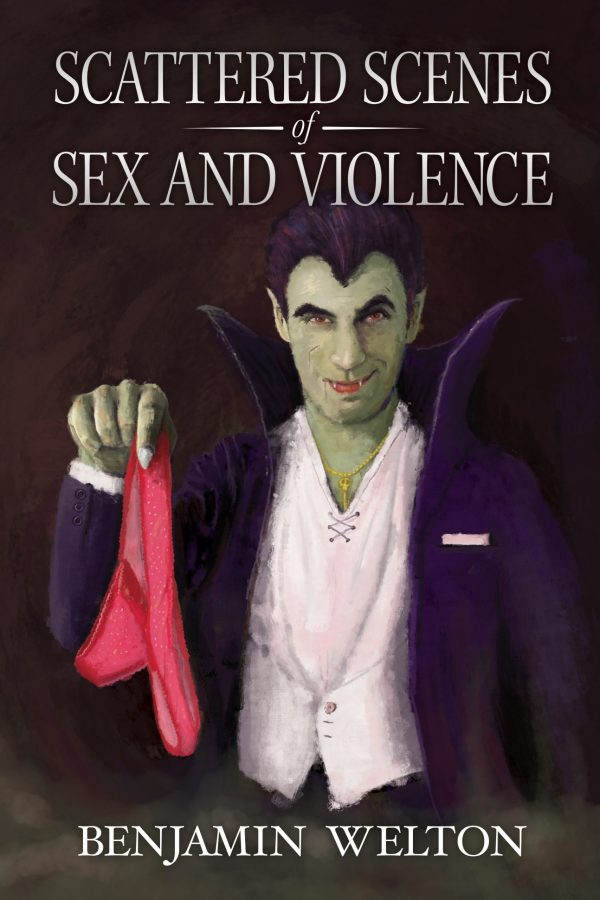 scattered scenes of sex and violence e-book