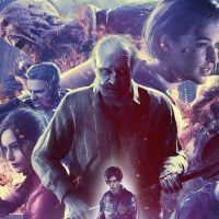 «RE: Verse»: UP DATE Personagens no multiplayer