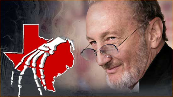 Genre legend Robert Englund will be appearing this weekend at TFW 2011