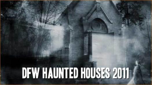 DFW Haunted Houses 2011