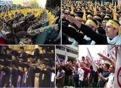 """Here are some of Iran's friends. They call themselves """"Hezbollah."""""""