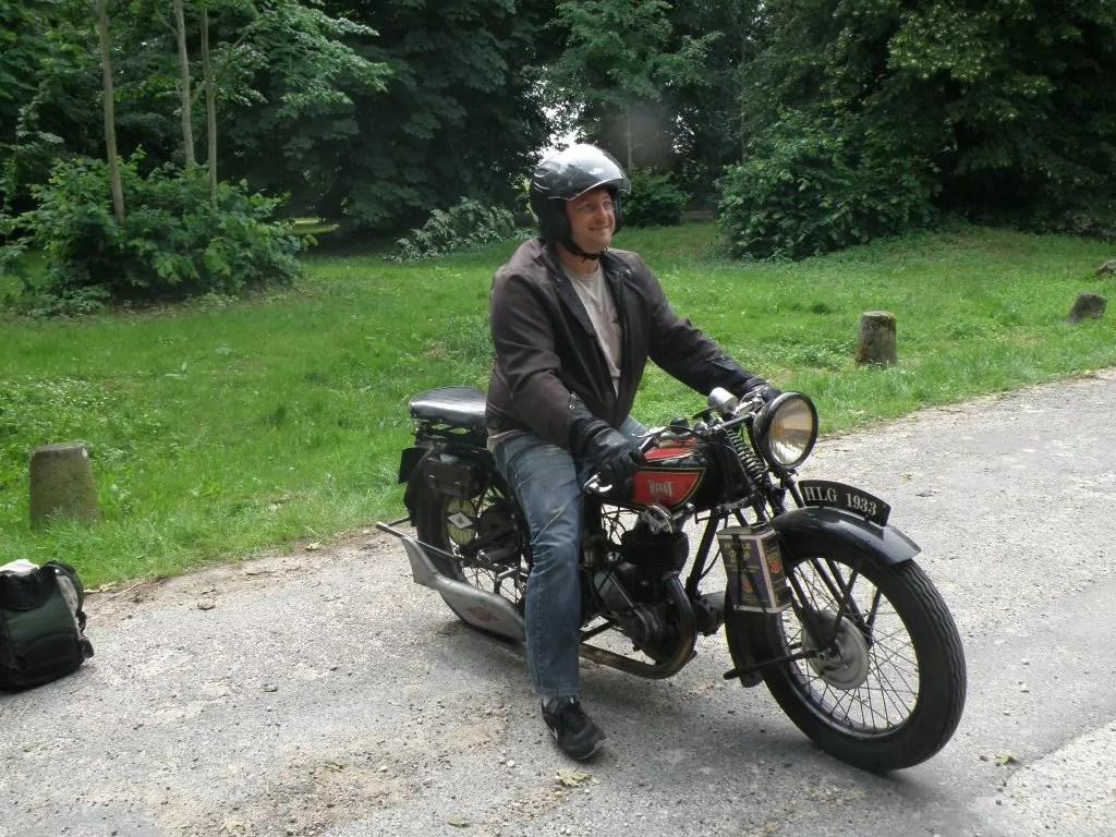 Terrot HLG 350cc 1933